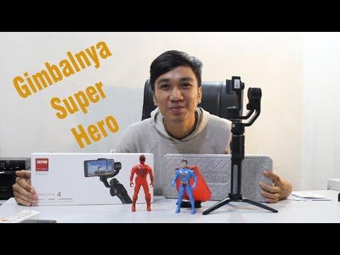 Review Zhiyun Smooth 4 Indonesia | Gimbal Handphone Keren
