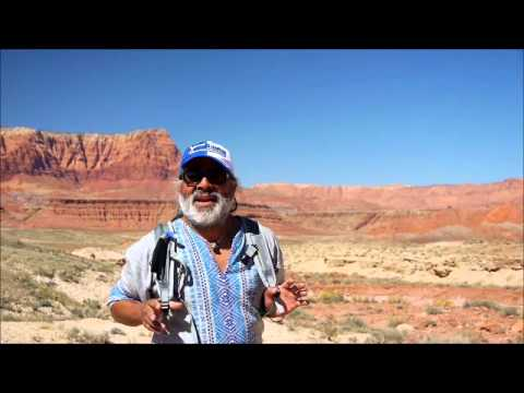 Leo speaks to the closure of the Colorado River in Grand Canyon10 06