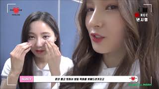 [Part 4] MOMOLAND NANCY - FUNNY/CUTE MOMENTS