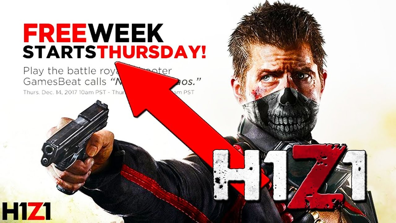 Download H1z1 Free To Play | COLPOST