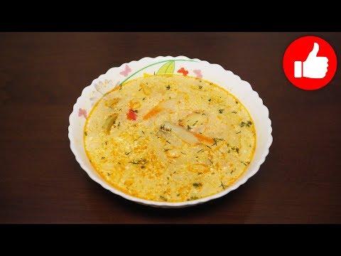 Суп в мультиварке с цветной капустой