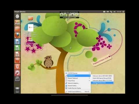 Virtualbox używanie natywne modemu USB Ubuntu 12.04LTS
