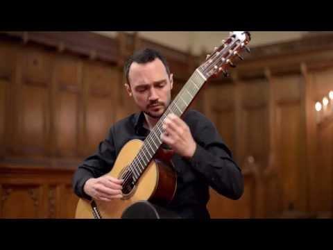 Giulio Regondi - Introduction & Caprice, Op. 23. Drew Henderson, Guitar.