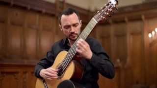 Gambar cover Giulio Regondi - Introduction & Caprice, Op. 23. Drew Henderson, Guitar.
