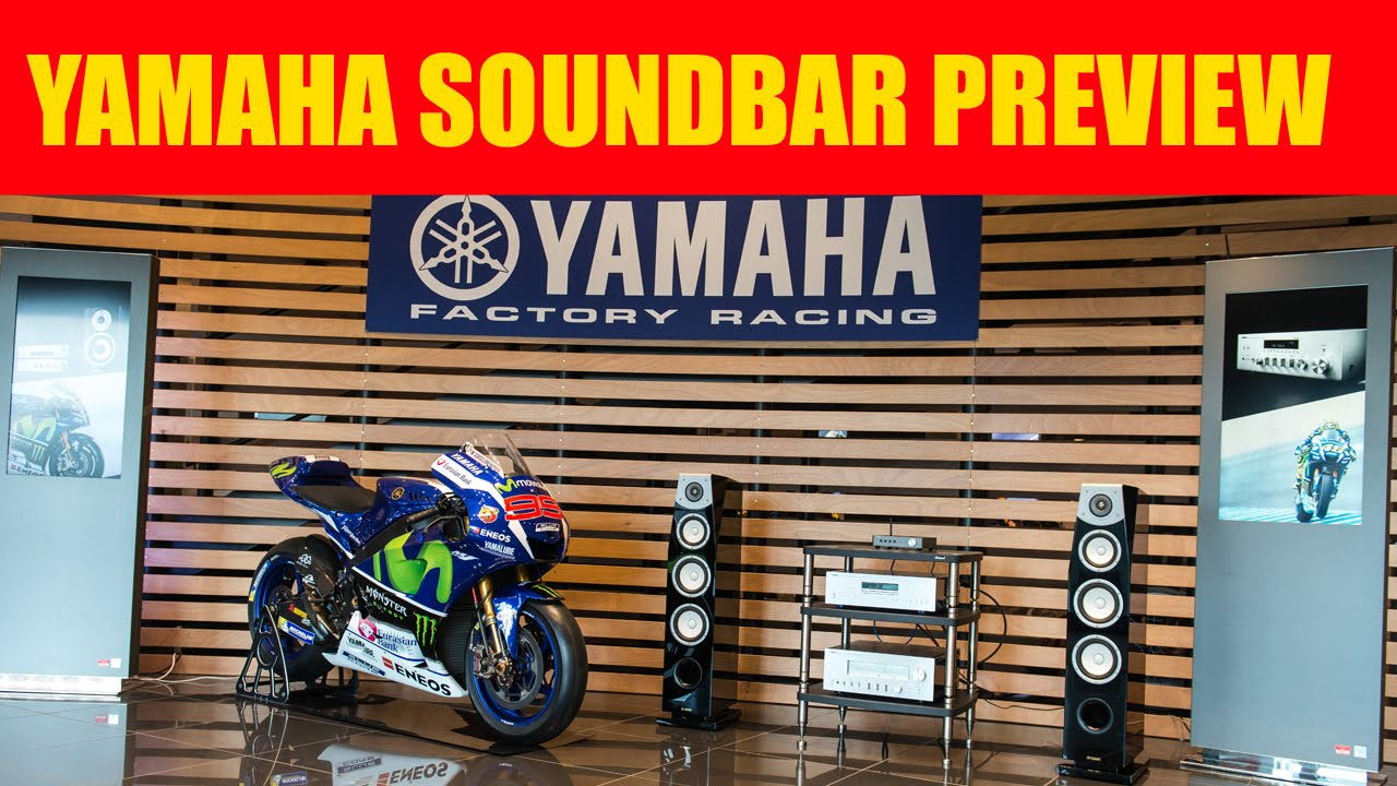 yamaha ysp 2700 soundbar and musiccast amps launched at. Black Bedroom Furniture Sets. Home Design Ideas