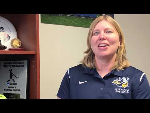 Augustana Softball Head Coach Gretta Melsted On What 200 For 200