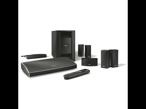 Bose Lifestyle 535 Series III Home Entertainment System (Black)
