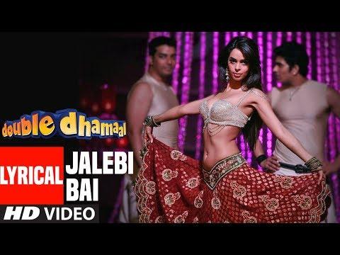 Lyrical Video: Jalebi Bai | Double Dhamaal  | Feat. Mallika Sherawat