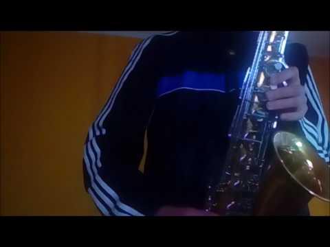 Bandit Radio - saxophone