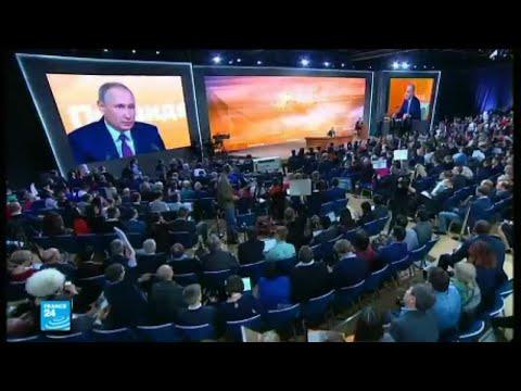 بوتين: شائعات التدخل الروسي في الانتخابات هدفها تجريد ترامب من شرعيته  - نشر قبل 3 ساعة