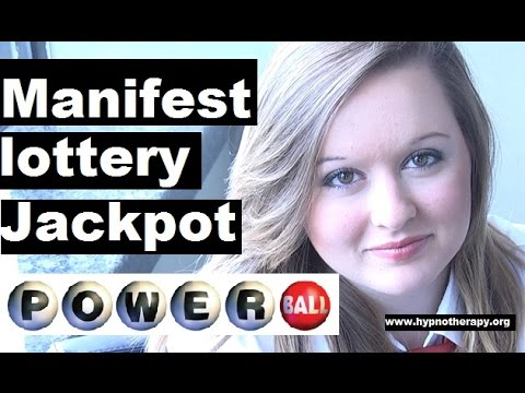 Manifest Powerball Jackpot Guided Meditation - Money, Abundance and lottery winning #hypnosis #ASMR