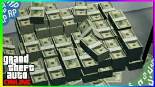 GTA 5 Online *EASY* Solo Unlimited Money Glitch | Solo Unlimited Rp Glitch [PS4, X1, PC]