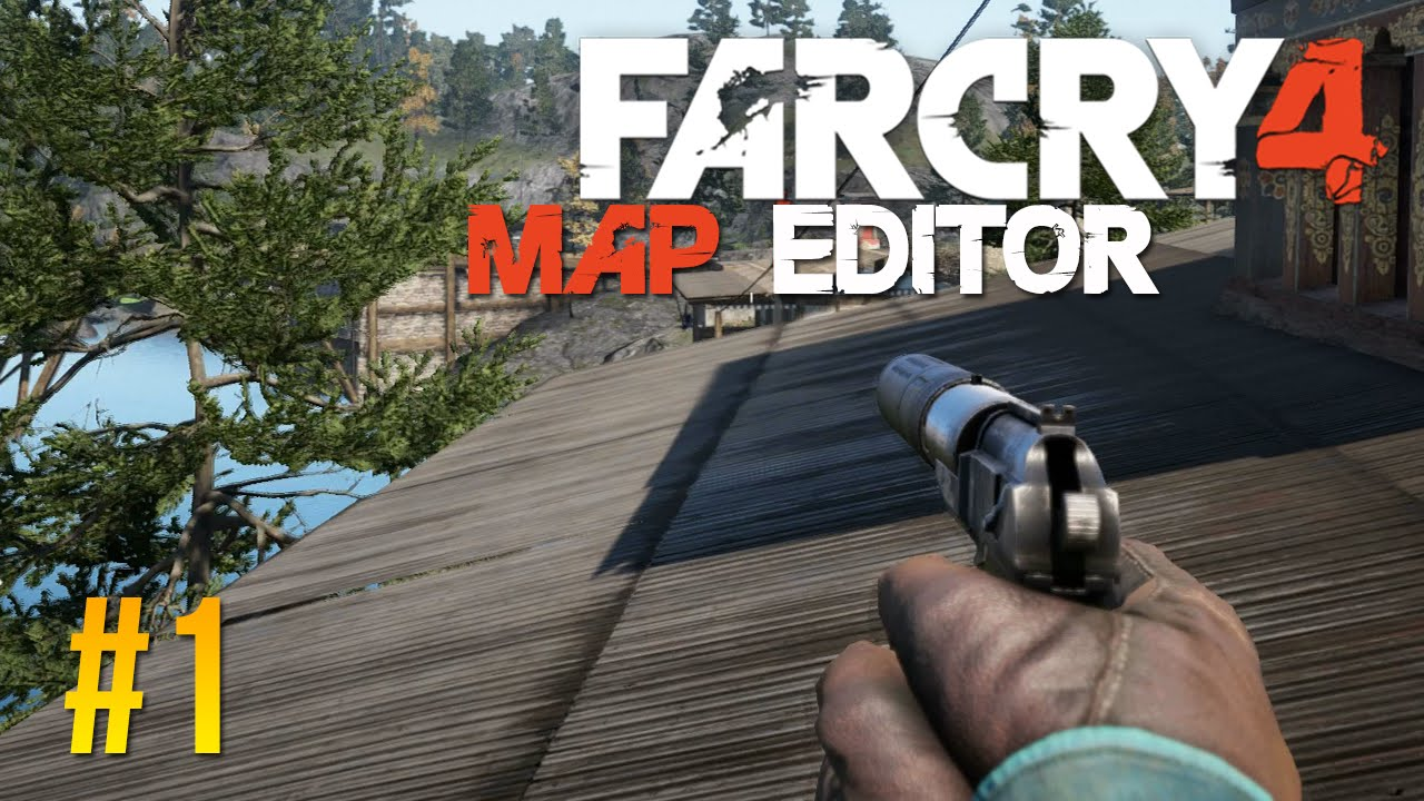 Far Cry 4 Map Editor Custom Outposts Riverside Go Stealth Or Die Far Cry 4 Outposts Challenge Youtube