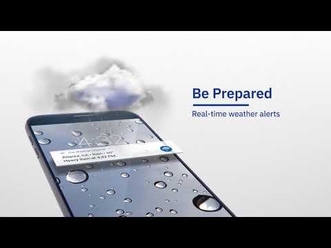 The Weather Channel App: TRAILER