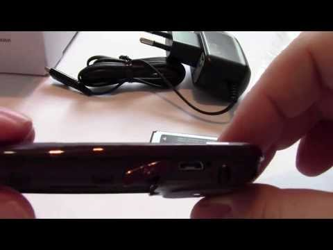 Samsung E2202 - unboxing