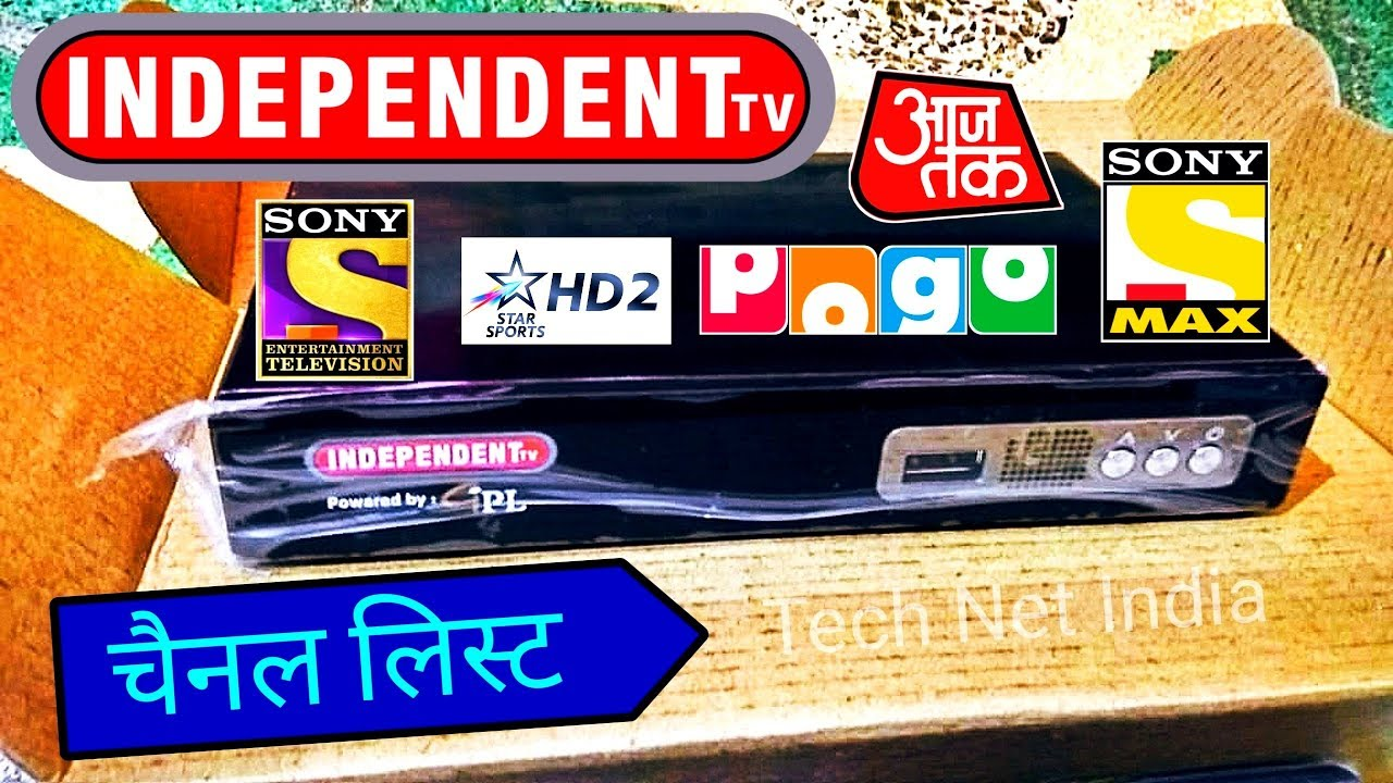 Independent Tv Channel List Reliance Big Tv Latest News Channel