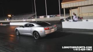 Corvette Z06 EMCO Sequential Transmission 1/4 Mile LG Motorsports