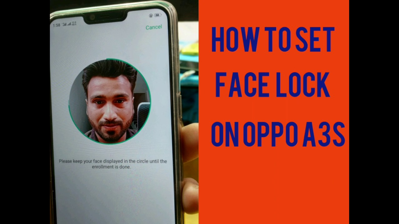 4 06 MB) How to set face lock on oppo A3s 2019, Download