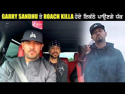 Garry Sandhu And Roach Killa First Live Instagram