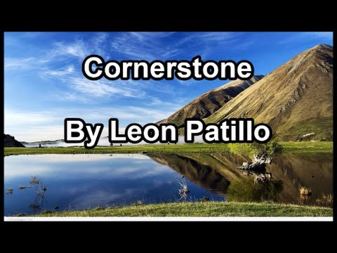 Cornerstone - Leon Patillo (Lyrics)