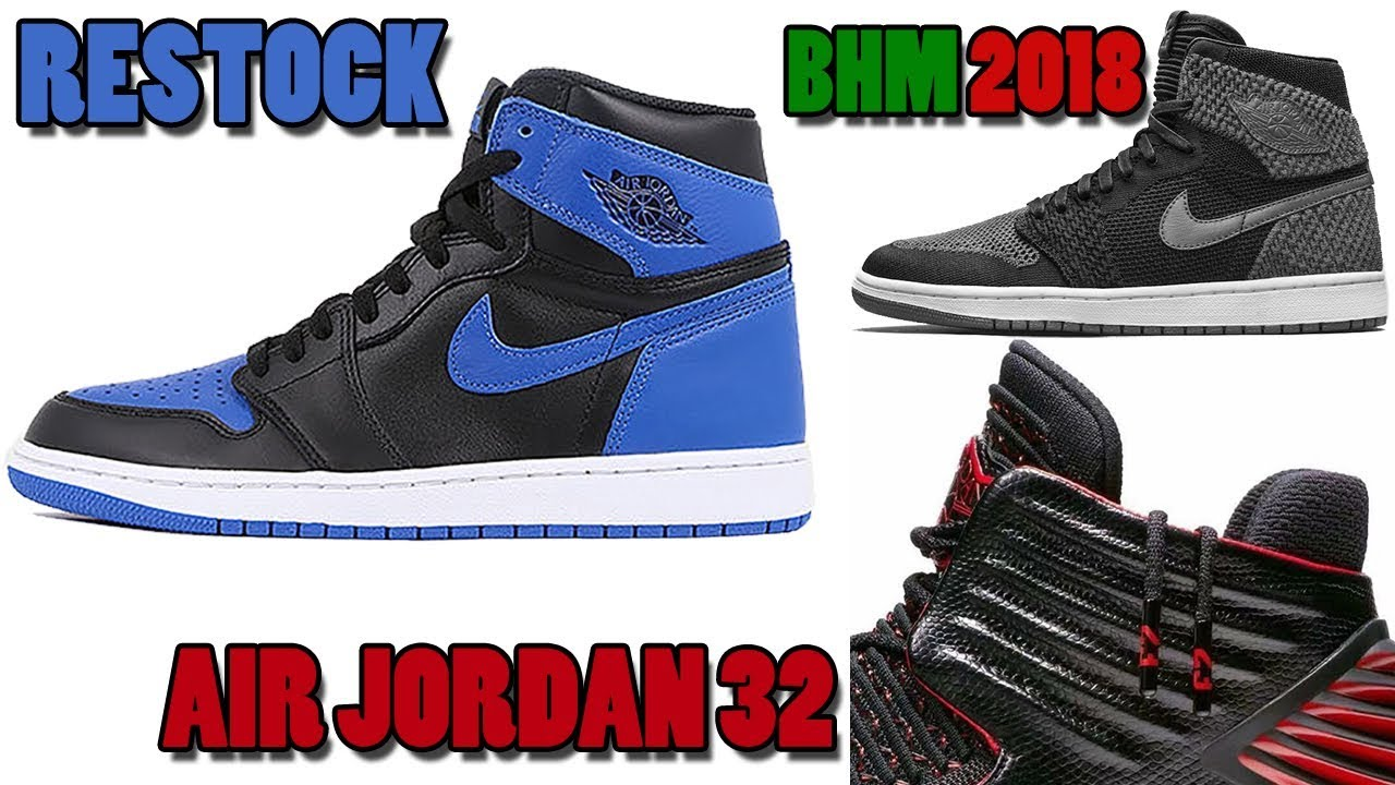 6ee41c16c5cb44 AIR JORDAN 1 ROYAL RESTOCK