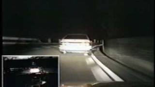 峠:Touge Battle EF3 シビック vs AE86 トレノ Onboard Grip vs Drift