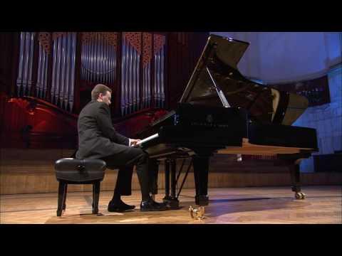 Eric Zuber – Etude in C major, Op. 10 No. 1 (first stage, 2010)