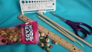 Make Your Own Knitting Needles