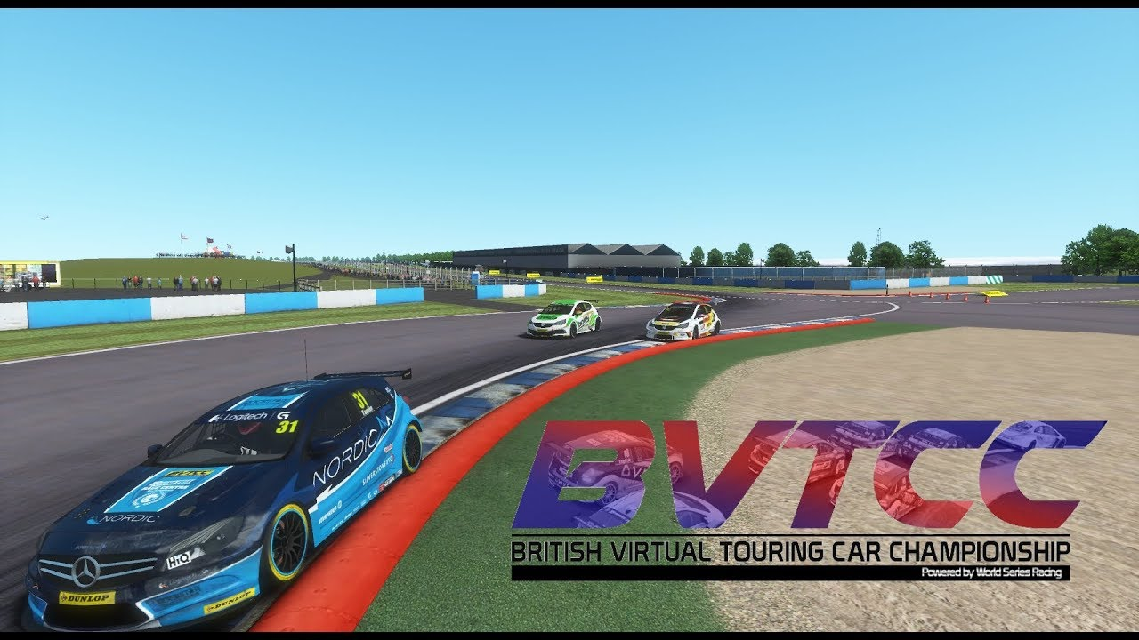 rfactor 2 british virtual touring car championship. Black Bedroom Furniture Sets. Home Design Ideas