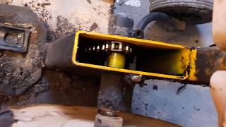 Przekładnia glebogryzarki spalinowej Stiga JB 400