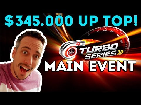 DOUBLE Turbo Series Main Event deep run!