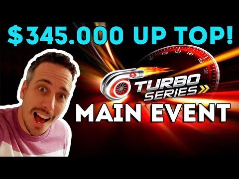 DOUBLE Turbo Series Main Event deep run!