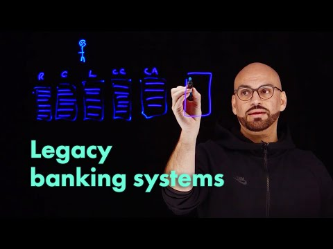 Billions spent just to keep the lights on | Legacy banking systems ft. David Brear | 11:FS Explores
