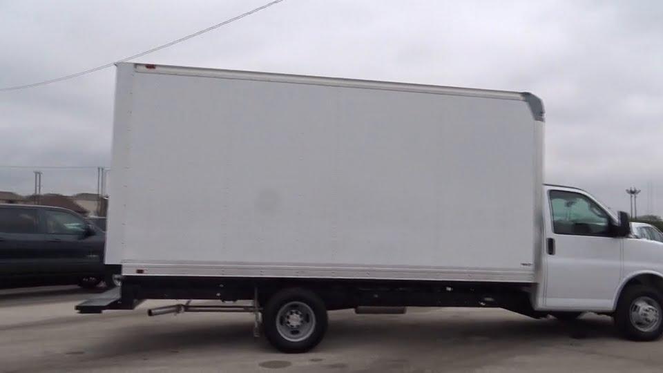 2017 Chevrolet Express Commercial Cutaway San Antonio Houston Austin Dallas Universal City Tx C