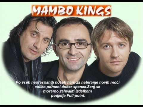 MAMBO KINGS  STARE DOBRE