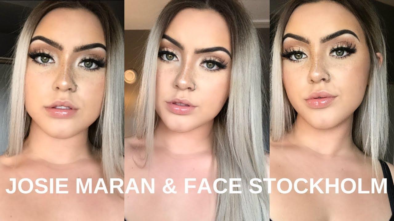 face stockholm make up