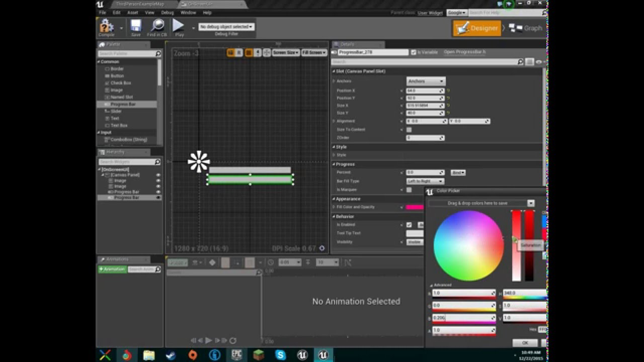 how to make an unreal engine overworld