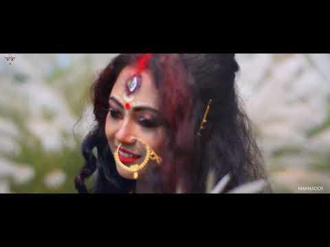 Bajlo Tomar alor benu | Agamoni Song |cover By Avijit Roy