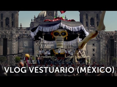 SPECTRE. James Bond 007. Vlog Vestuario (México). Ya en cines