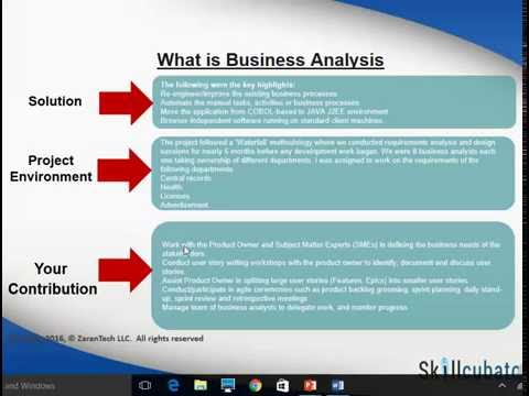 BUSINESS ANALYSIS INTERVIEW: HOW TO ANSWER PROJECT-RELATED ...