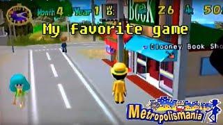 Metropolismania My favorite game