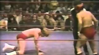 Mike Von Erich vs Buddy Roberts