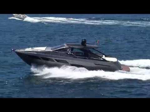 Yacht Pershing 5X, 16,5 m
