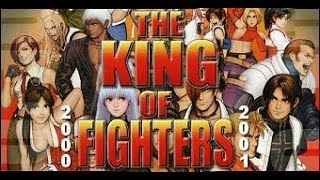 The King of Fighters 2000 2001 The Saga Continues - PS2 Rip Via OPL
