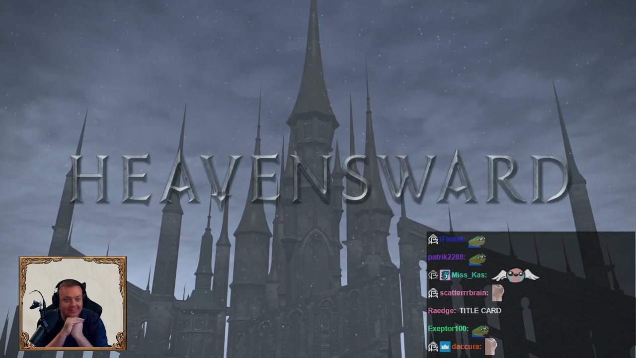 Download Preach's Welcome to Heavensward