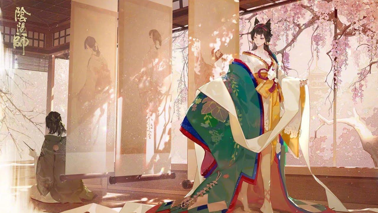 Download SP Hana Theme Song(JP) : Weaving Wind Knot (CV: Hayami Saori) | Onmyoji | SP Kachou Fuugetsu