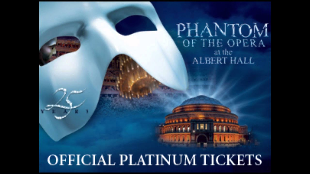 Image result for phantom of the opera 25th anniversary