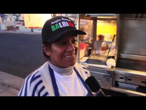 Documenting The Los Angeles Street Vendor Campaign