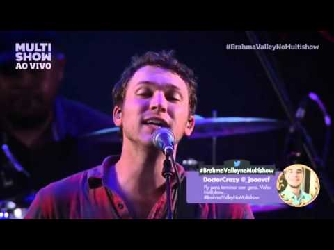 Phillip Phillips 'Fly' - Festival Brahma Valley - 28/11/2015