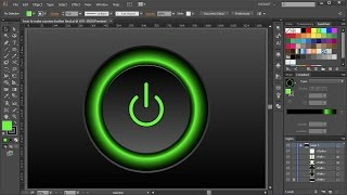 How to Create a Power Button in Adobe Illustrator